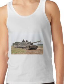 Challenger 2 Main Battle Tank (MBT) British Army Tank Top