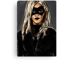 Black Canary - Laurels time to shine! Canvas Print