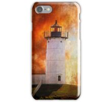 Red Sky At Morning - iPhone Case iPhone Case/Skin