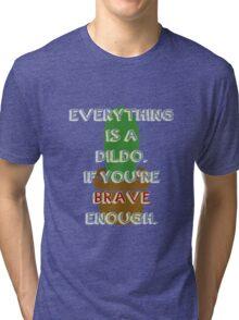 Bravery Tri-blend T-Shirt