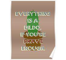 Bravery Poster