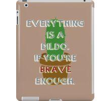 Bravery iPad Case/Skin
