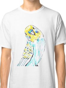 Budgie in Love Classic T-Shirt