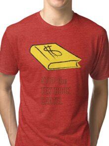 Textbook Cartel Tri-blend T-Shirt