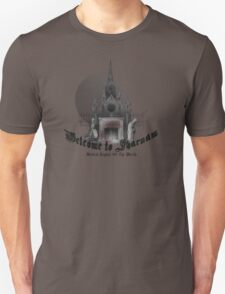 Welcome to Yharnam Unisex T-Shirt