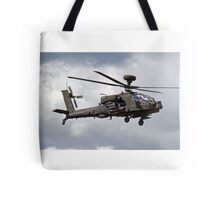 British Army Air Corps AugustaWestland WAH-64D AH.1 Helicopter Tote Bag