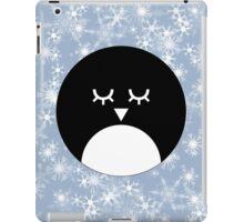 Snowy Penguin iPad Case/Skin