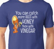 Catch More Bees Unisex T-Shirt