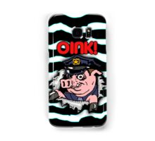 oink ripper Samsung Galaxy Case/Skin
