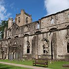 Dunkeld Cathedral by kalaryder