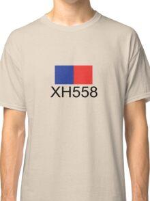Vulcan Bomber XH558 Classic T-Shirt