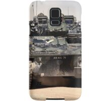 British Army Warrior Infantry Fighting Vehicle Samsung Galaxy Case/Skin