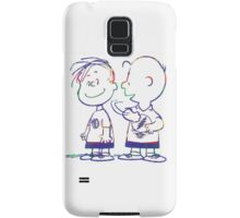 Ain't no time to hate Samsung Galaxy Case/Skin