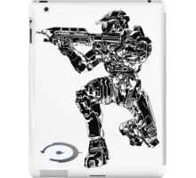 MasterChief Concetp Halo iPad Case/Skin