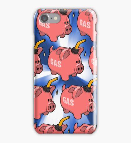 Gas Piggy  iPhone Case/Skin