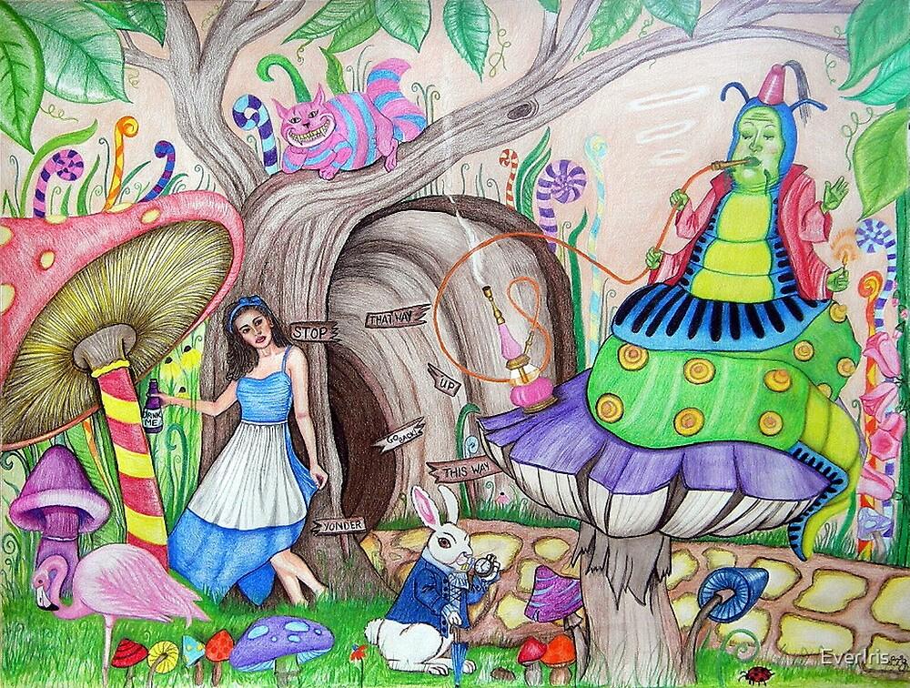Magic of Wonderland by Sandra Gale