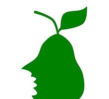 Pear by Andreas  Berheide