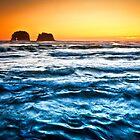Rockaway Beach, Oregon by Chris Rusnak