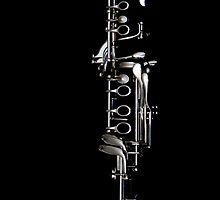 clarinet by John Holding