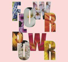 flower power t by dedmanshootn