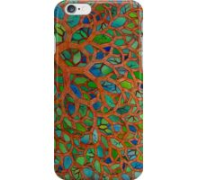 Through the branches iPhone Case/Skin