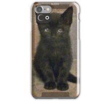 Cute Kitten iphone cover iPhone Case/Skin