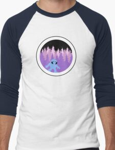 Wampa by Night  Men's Baseball ¾ T-Shirt