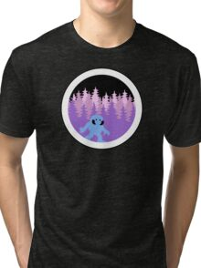 Wampa by Night  Tri-blend T-Shirt