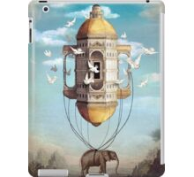 Imaginary Traveler iPad Case/Skin