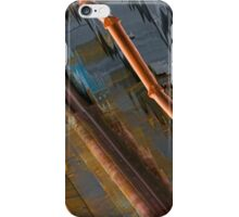 Floating In Color iPhone case. iPhone Case/Skin