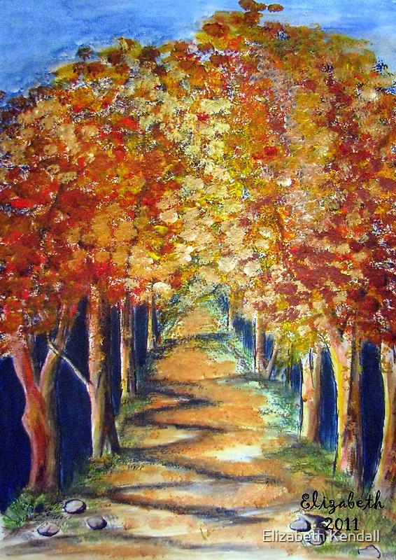 Abundance by Elizabeth Kendall