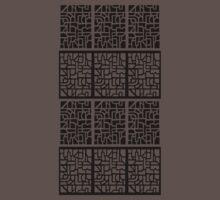 Rows of Mosaics Baby Tee