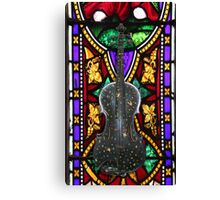 Magic Violin 2 Canvas Print