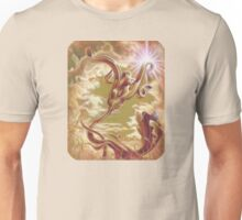 Silver Ivy, Surreal Nature Unisex T-Shirt