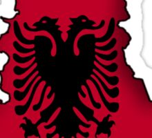 Zammuel's Country Series - Albania (Blank) Sticker