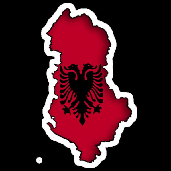 Zammuel's Country Series - Albania (Blank) by Zammuel