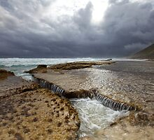 The Sandpatch - Albany Western Australia by Chris Paddick