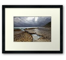 The Sandpatch - Albany Western Australia Framed Print