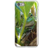 Motorbike Frog iPhone Case/Skin