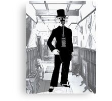 a man for all occasions Canvas Print