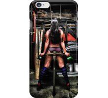 The Power of Femininity (Iphone Case) iPhone Case/Skin