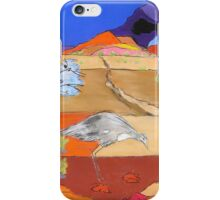 Cry of the Curlew  iPhone Case/Skin