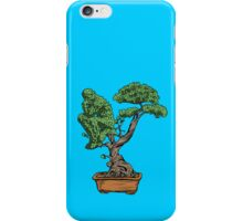Thinking Bonsai iPhone Case/Skin