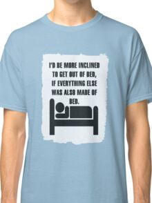 Bed Classic T-Shirt