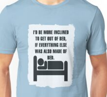 Bed Unisex T-Shirt