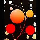 Abstract Wall  by rosalin