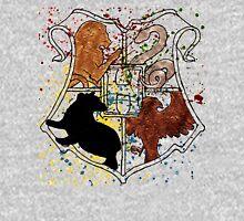 Hogwarts Splatter Crest Unisex T-Shirt