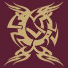 Tribal Logo  by DragonLantern