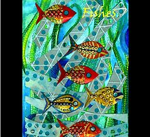 FISH by joancaronil