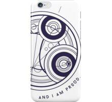 I Am A Nerd iPhone Case/Skin
